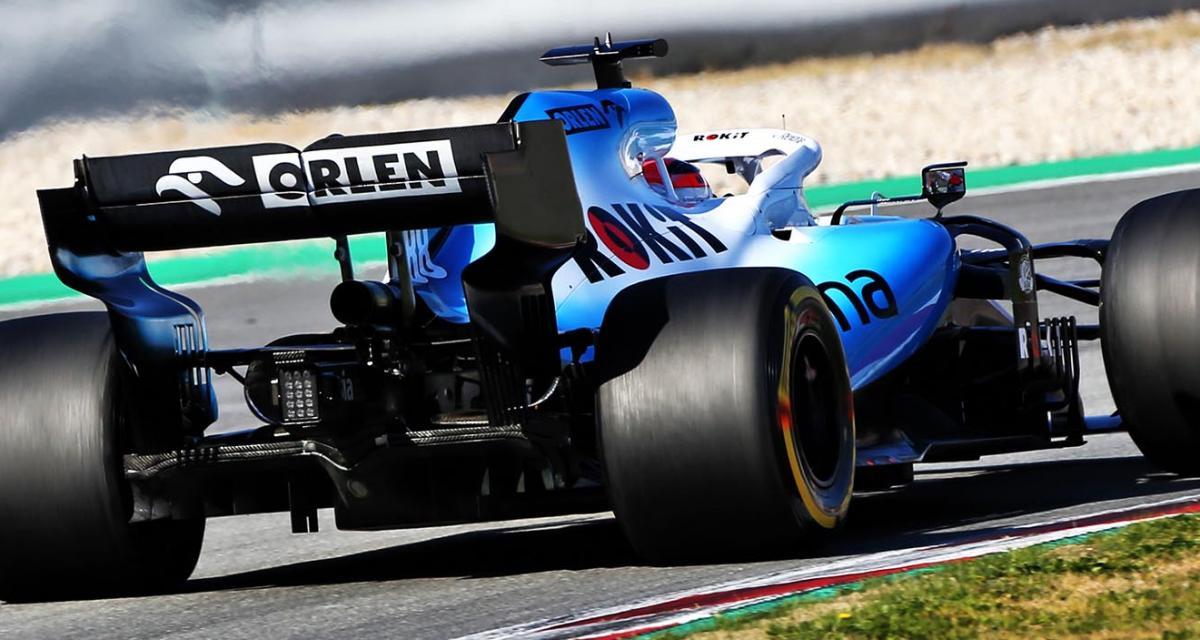 F1 : Williams présente sa FW43