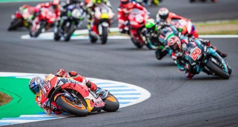 Pour Ciabatti, Marquez porte Honda
