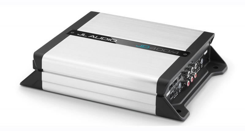 Une nouvelle gamme d'amplificateurs JD arrive chez JL Audio