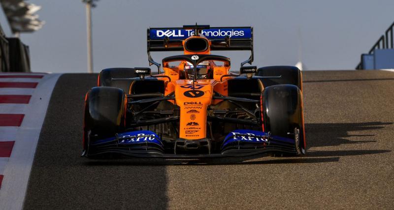 """F1 - saison 2021 : Seidl """"ne voit aucune raison"""" de remplacer Sainz et Norris"""