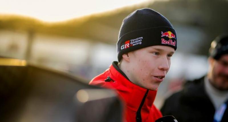 WRC : Rovanperä bat des records de précocité