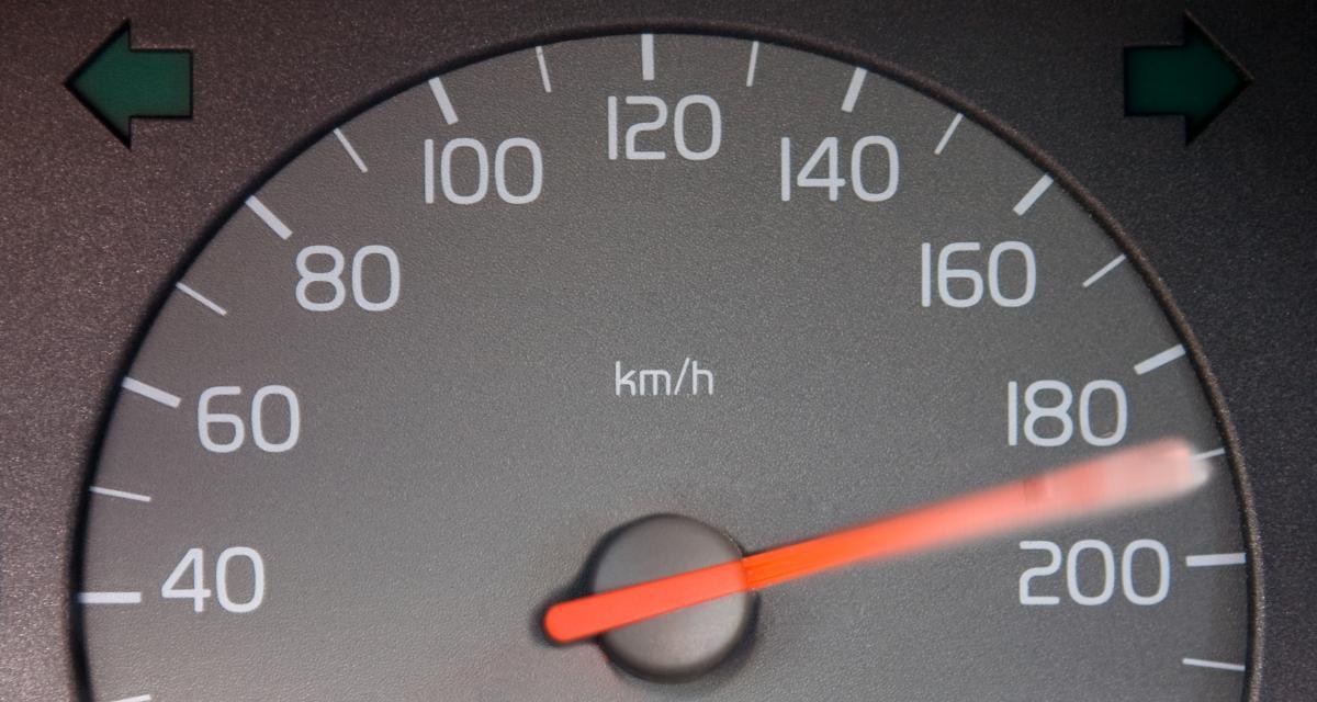 Excès de vitesse record dans le Loiret : 250 km/h au volant de sa Mercedes