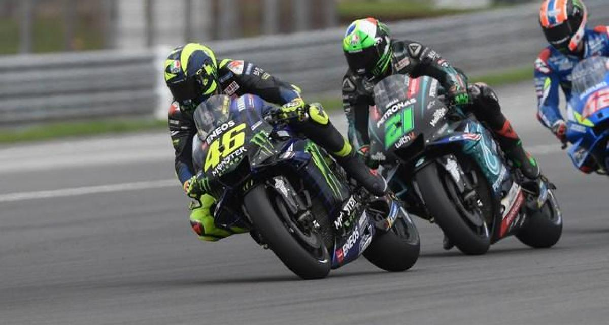 """Melandri : """"Rossi est trop vieux pour le MotoGP"""""""
