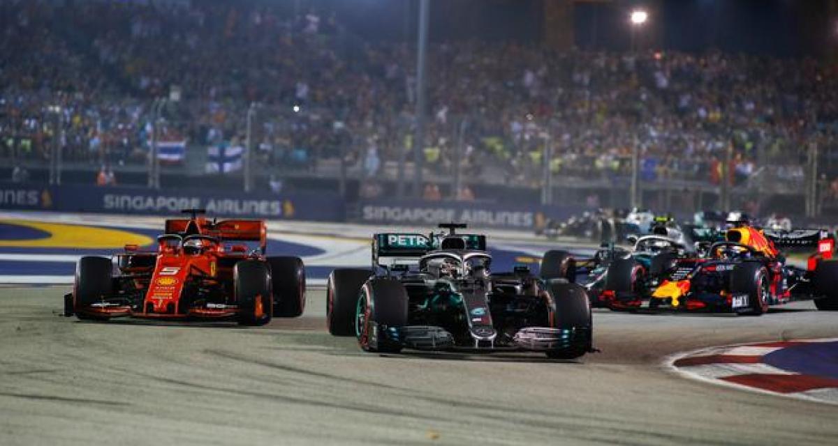 F1 - Coronavirus : le GP du Vietnam confirmé