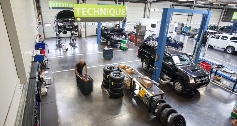 Comment parvenez-vous à proposer des réductions aussi importantes sur les véhicules que vous vendez ? Avec les mêmes garanties qu'un constructeur ?