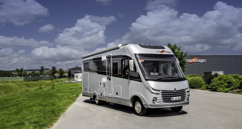 Carthago chic s-plus : un camping-car toujours plus fonctionnel