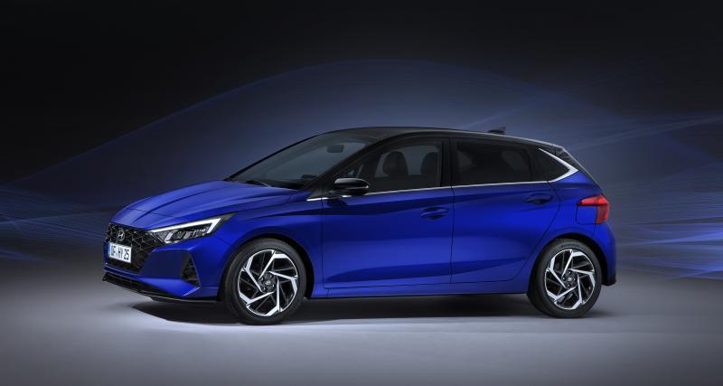 Nouvelle Hyundai i20 : la chirurgie esthétique, c'est chic !