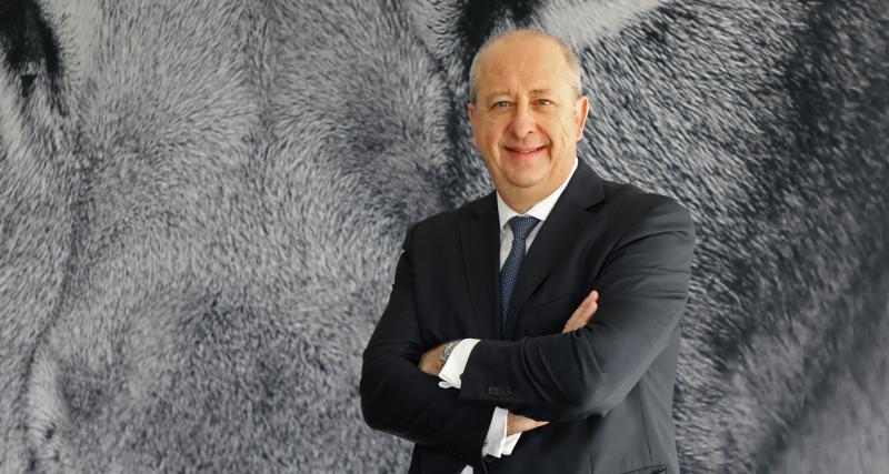 """Rencontre avec JP Imparato, DG de Peugeot : """"Je protège toujours le design"""""""