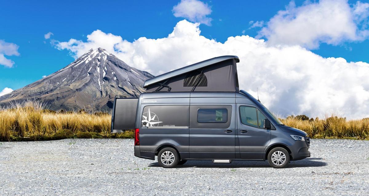 Camping-car : mettez les voiles avec le fourgon James Cook AD