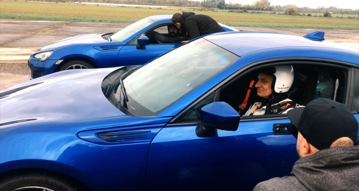 Dans les coulisses de Top Gear France
