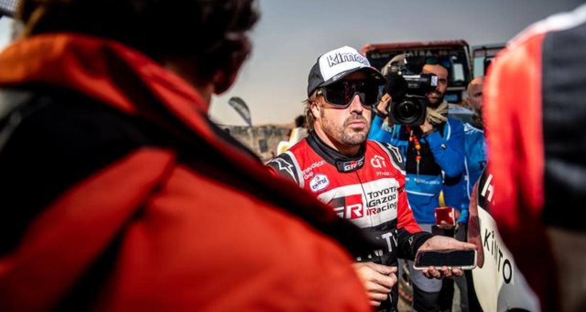Fernando Alonso : c'est oui pour les 500 Miles d'Indianapolis, mais...