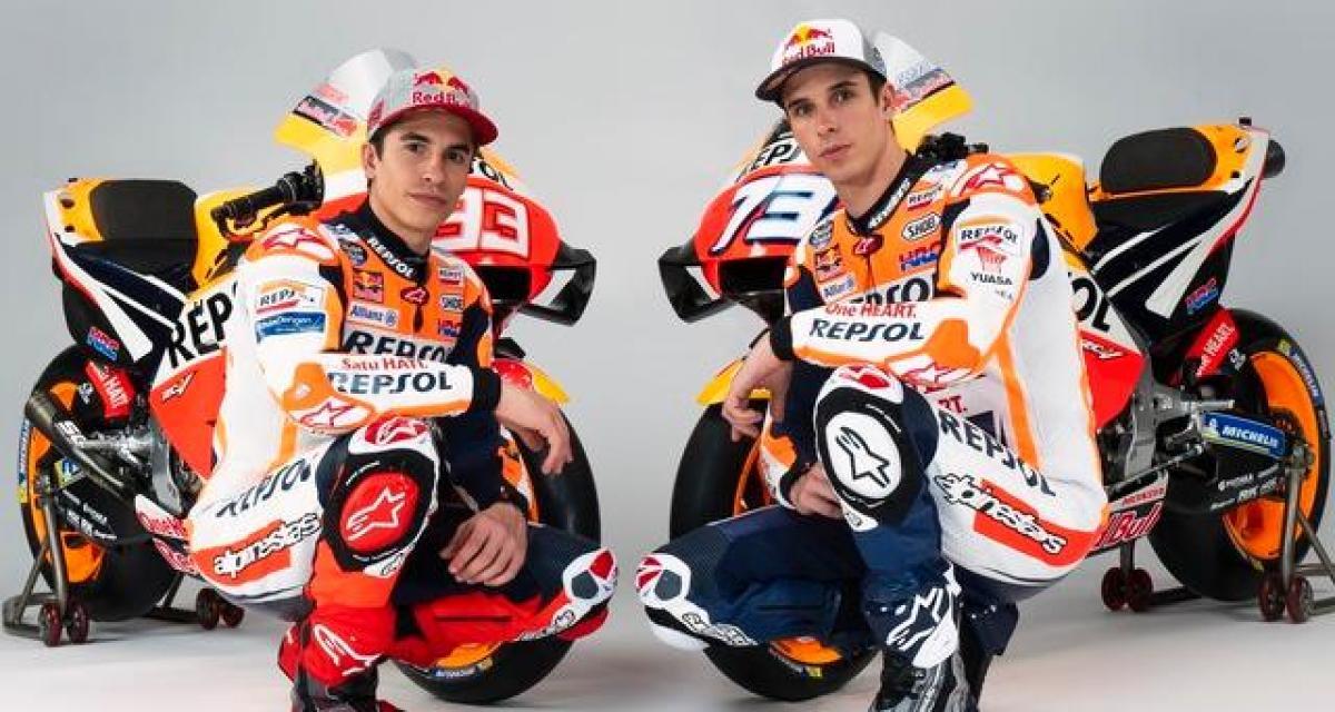 MotoGP : Marquez prolonge avec Honda jusqu'en 2024