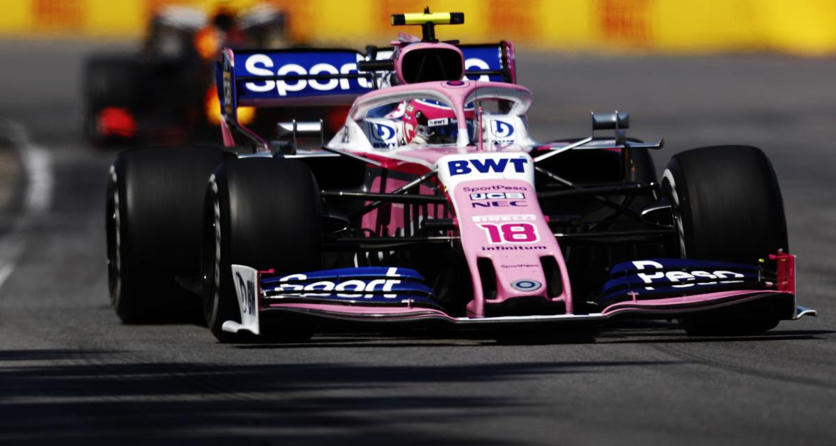 F1 - tests à Barcelone : Perez en forme, Hamilton enchaîne les tours