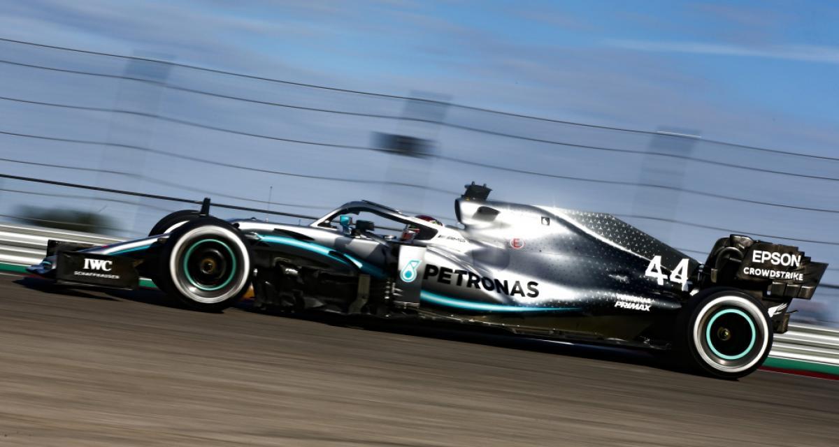 F1 : Mercedes innove avec un nouveau système de direction