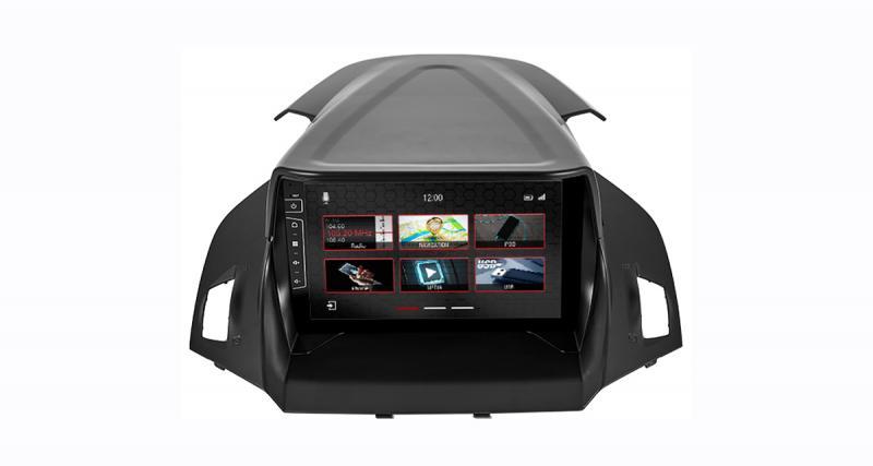 Dynavin présente un autoradio GPS plug and play pour le Ford Kuga