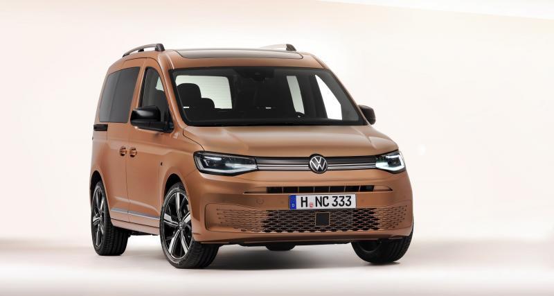 Volkswagen Caddy : entrée de plain pied dans la modernité