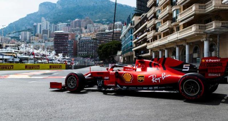 F1 : Vettel agacé par l'ingéniosité de Mercedes