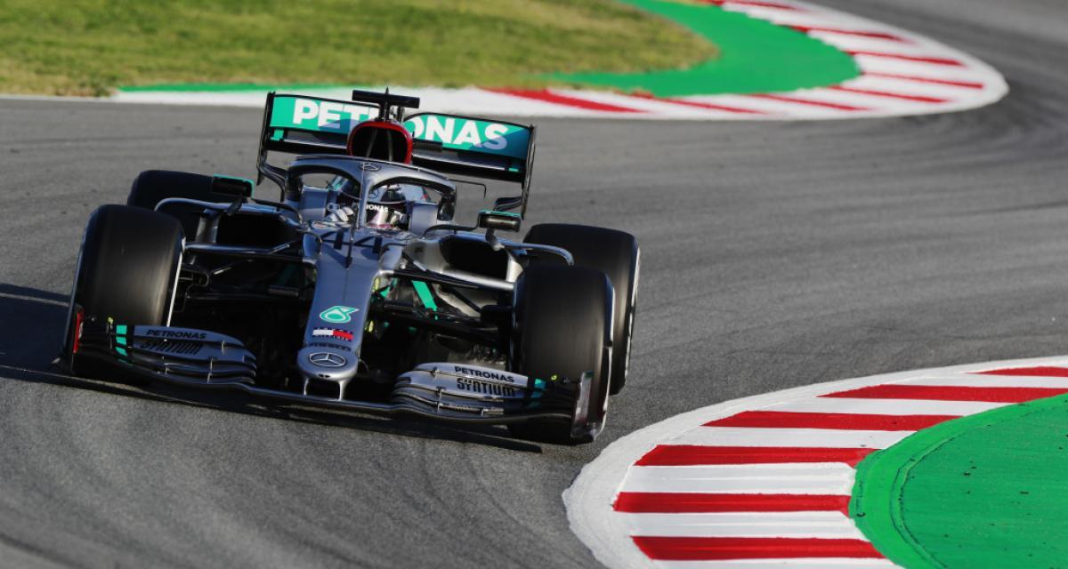 F1 - tests à Barcelone : Bottas au top, Grosjean à la peine