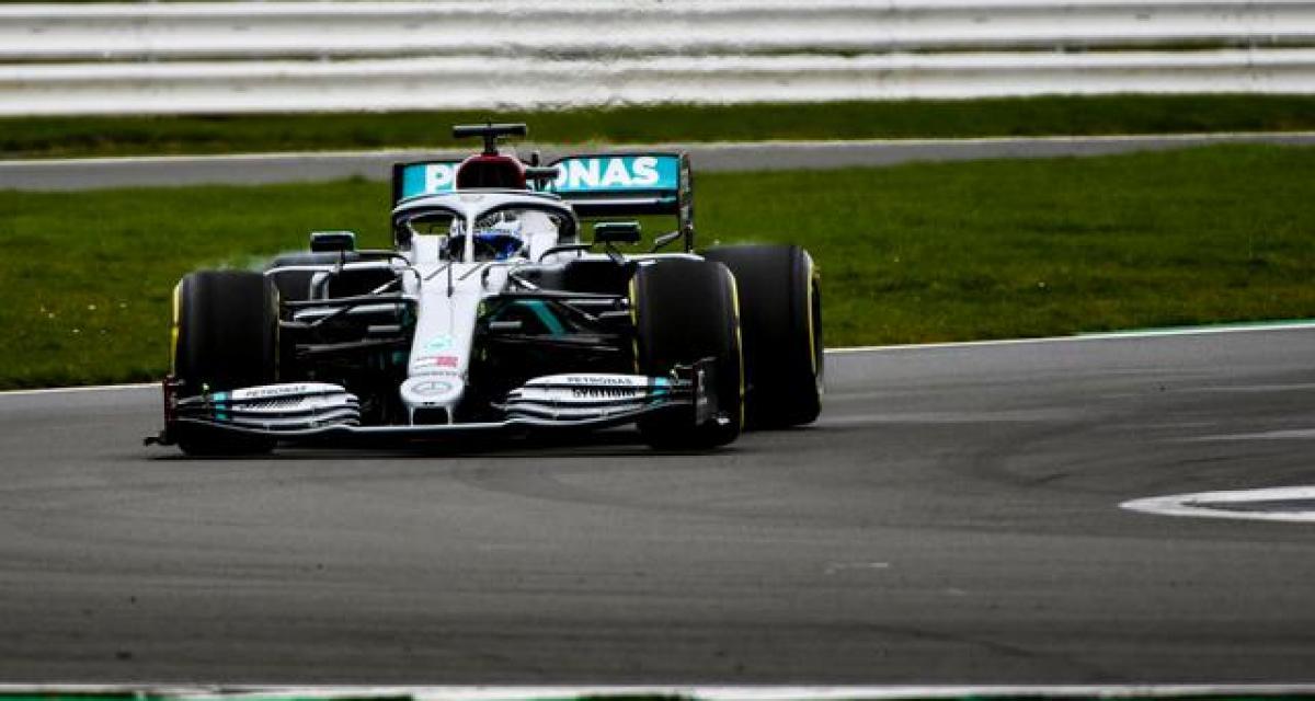 F1 : le DAS de Mercedes prohibé par la FIA en 2021