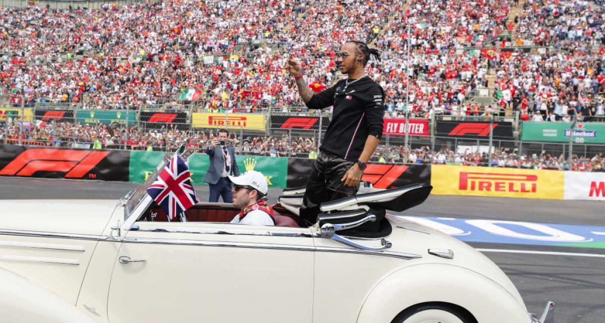 Hamilton critique le monde fermé de la F1