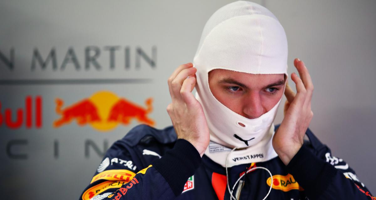 Verstappen comblé après les premiers essais à Barcelone