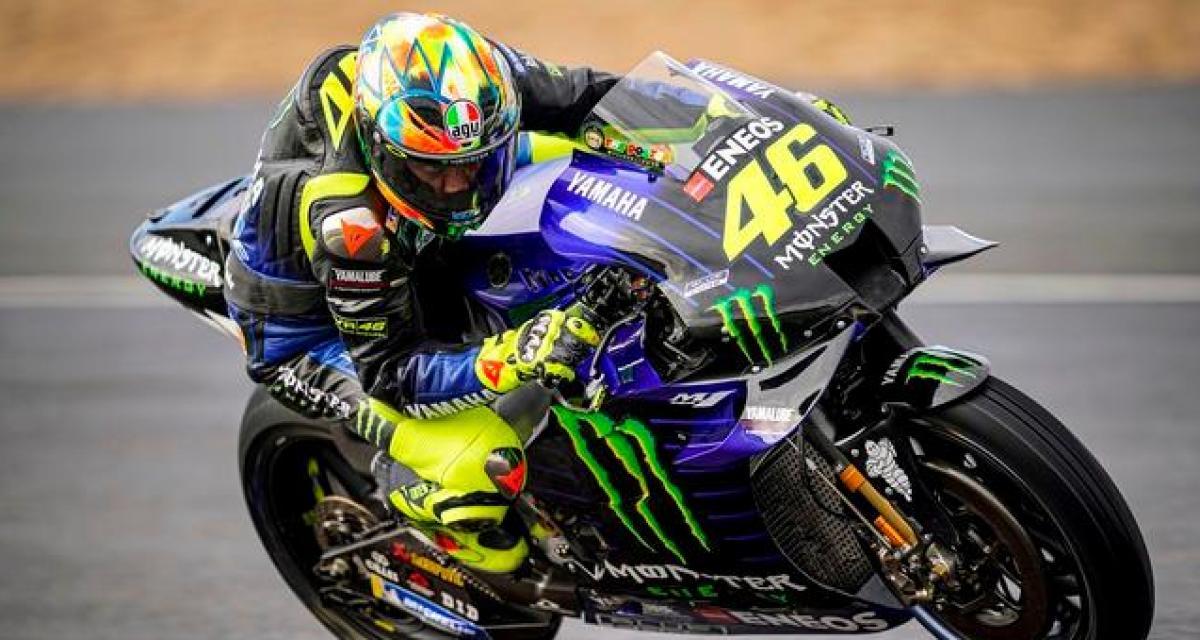 """Rossi : """"il me manque encore quelques dixièmes"""""""