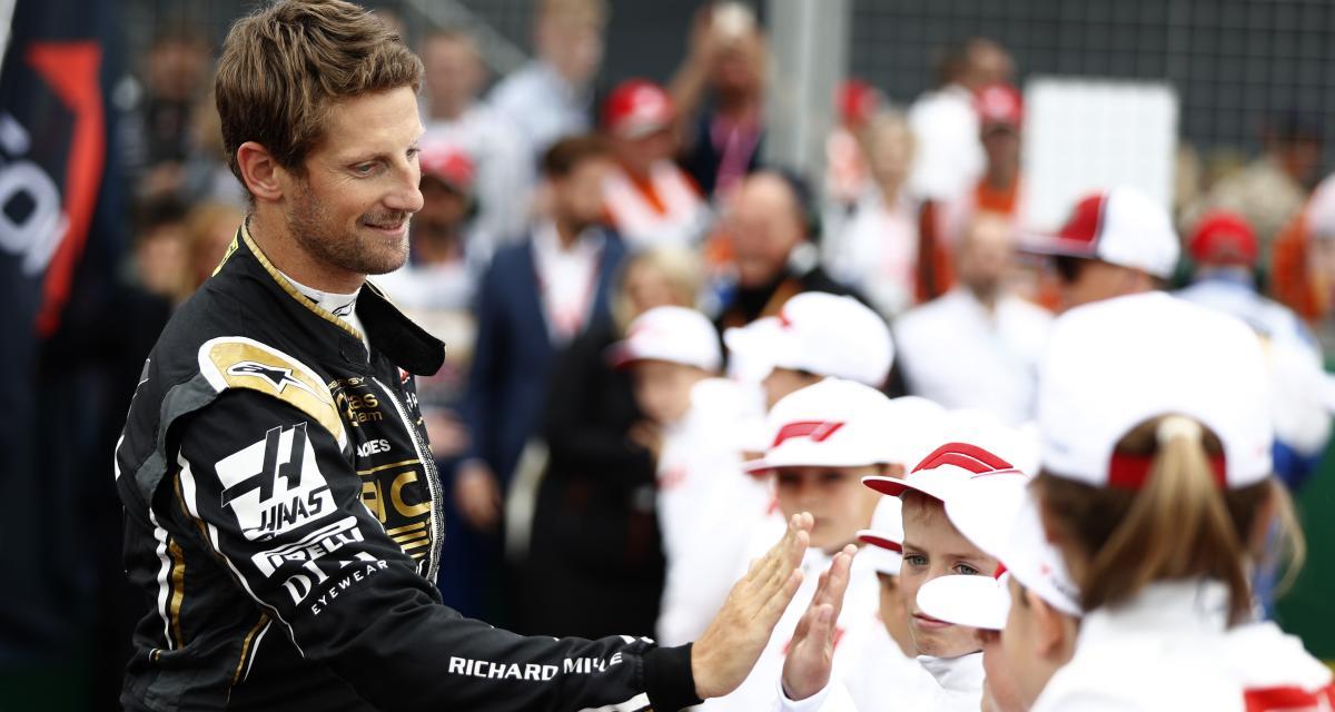 Grosjean dézingue la F1