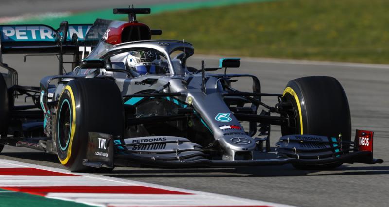 """James Allison - Mercedes : """"Nous aurions pu être prudents, mais Ferrari et Red Bull nous auraient dépassés"""""""