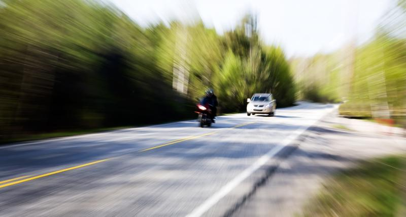 Une course-poursuite qui finit en accident