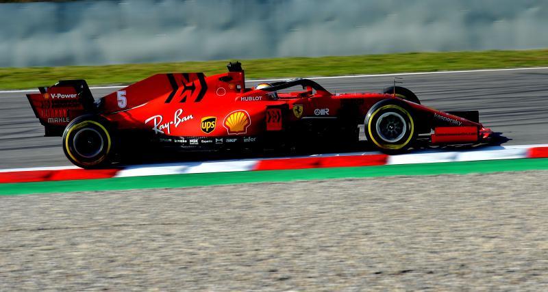 F1 - essais hivernaux : alerte rouge pour Ferrari ?