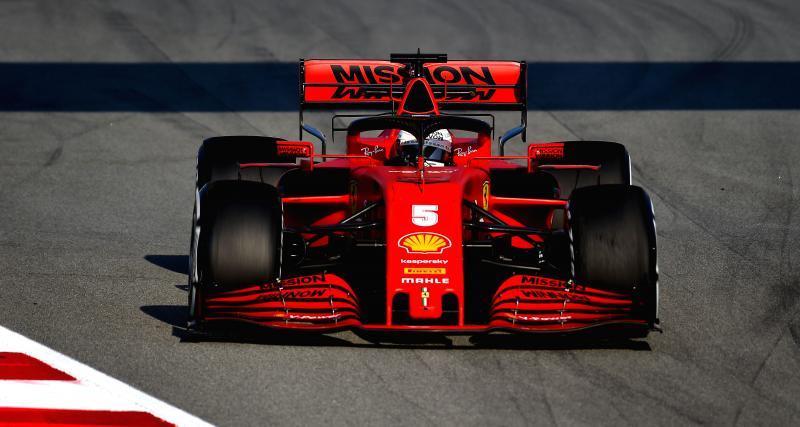 Un vent négatif tourne autour de Ferrari