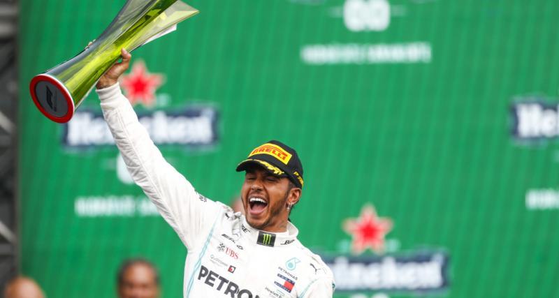 F1 : Hamilton devrait prolonger avec Mercedes