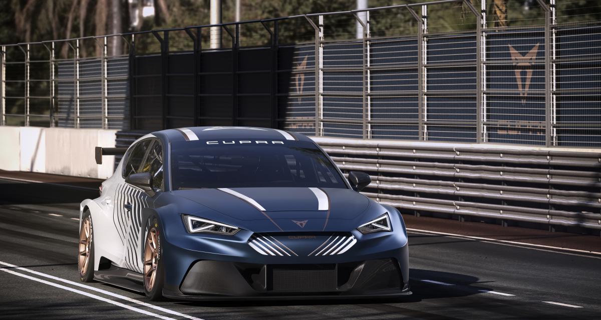 Cupra e-Racer et Leon Competición : en lien direct avec le sport automobile