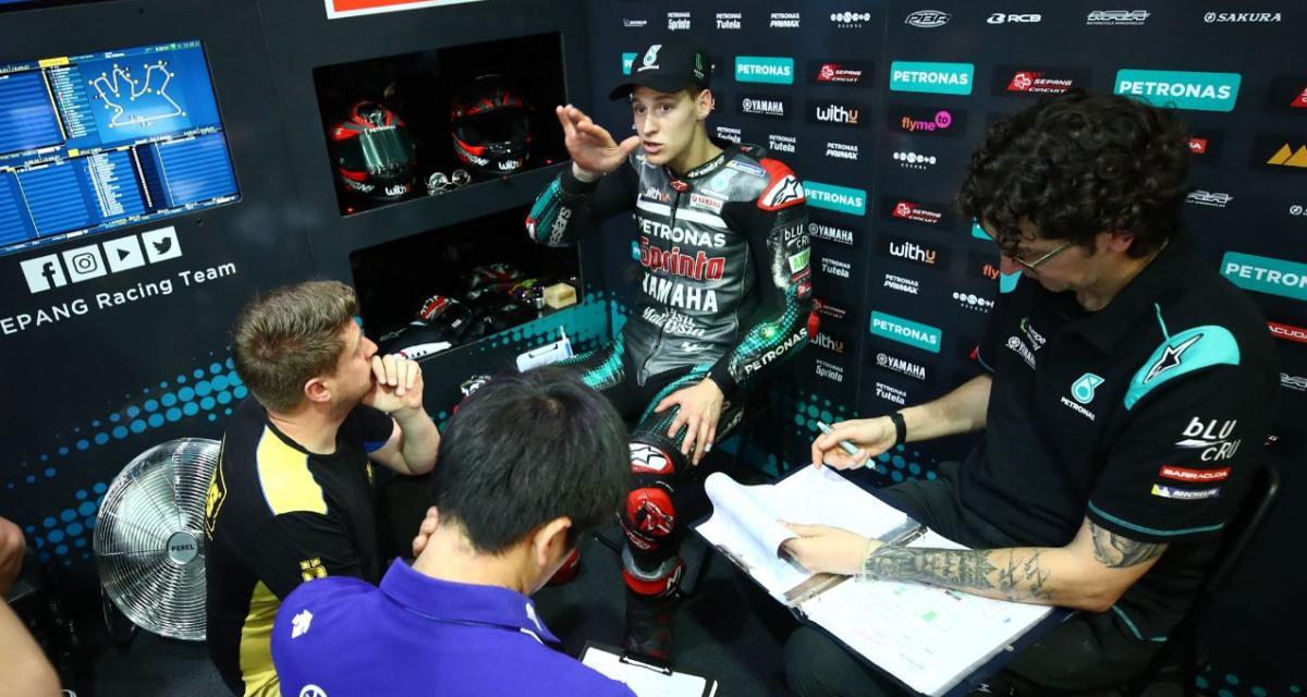MotoGP - tests au Qatar : que retenir des essais de Quartararo ?