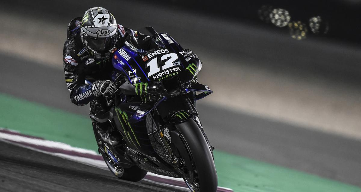 MotoGP - tests au Qatar : que retenir des essais de Viñales ?