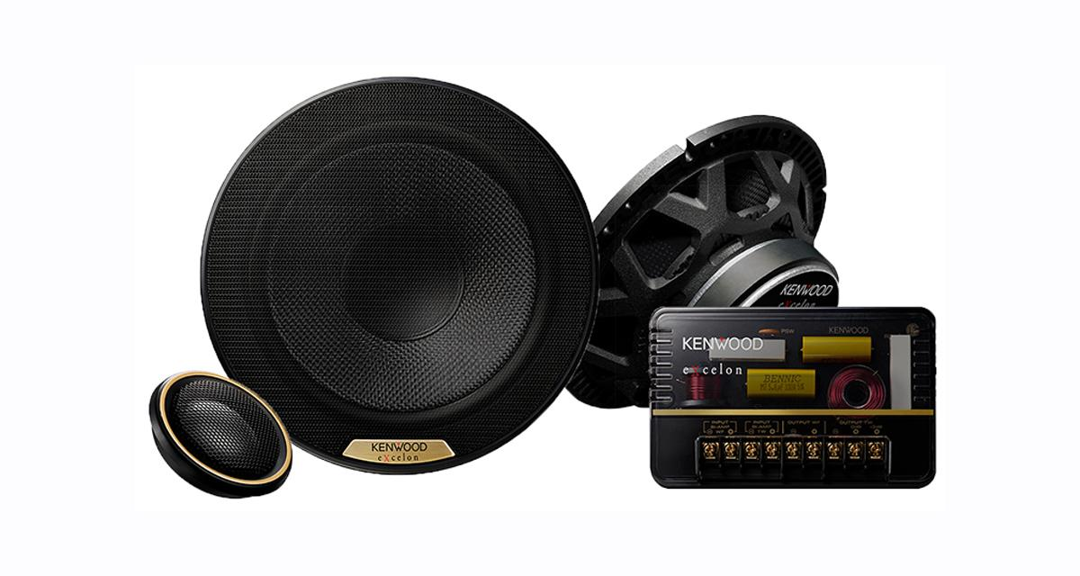 Au CES 2020, Kenwood présentait de nouveaux haut-parleurs hi-fi dans sa gamme Performance Series