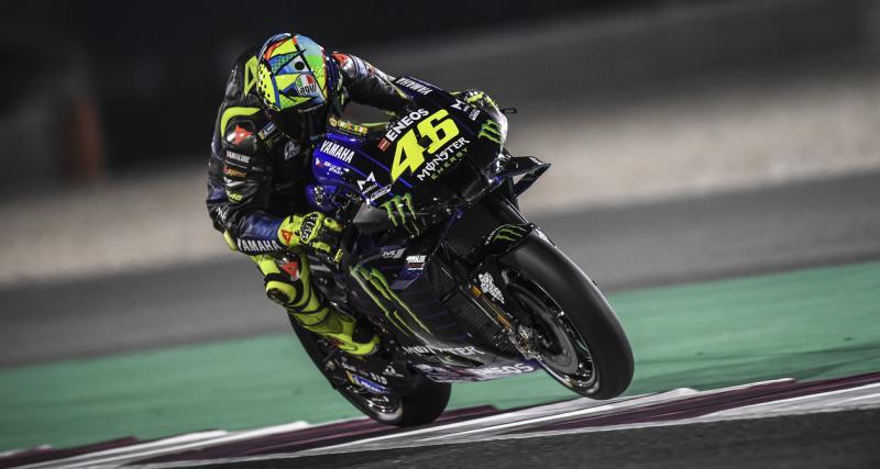 MotoGP - tests au Qatar : que retenir des essais de Rossi ?