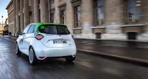 Renault Zity : un nouvel acteur important de l'autopartage à Paris