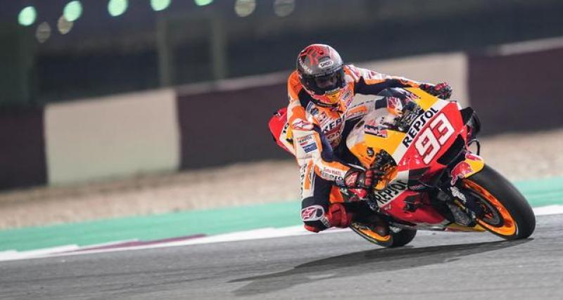 MotoGP - tests au Qatar : que retenir des essais de Marquez ?