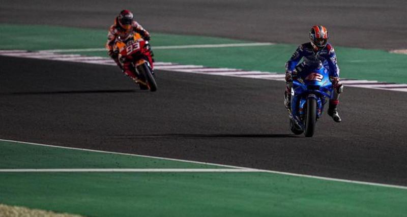 MotoGP - tests au Qatar : que retenir des essais de Rins ?