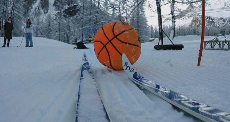 Epreuve n°1 : le Biathlon Basket
