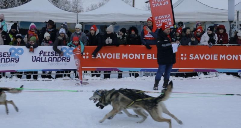 La Grande Odyssée Savoie Mont Blanc : compétition nature