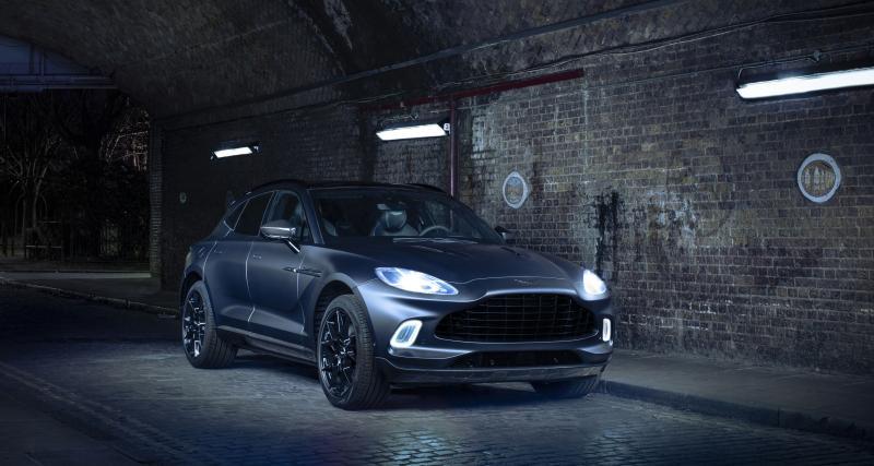 Aston Martin DBX by Q : un SUV plus badass que jamais pour le Salon de Genève 2020