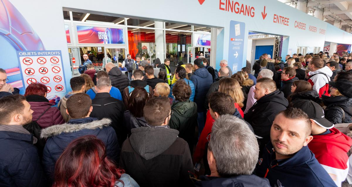 Salon de Genève : tous les tarifs du GIMS 2020
