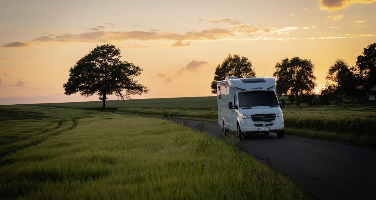 Hymer T-Class S 680 : camping-car intégral haut-de-gamme et qualité assurée