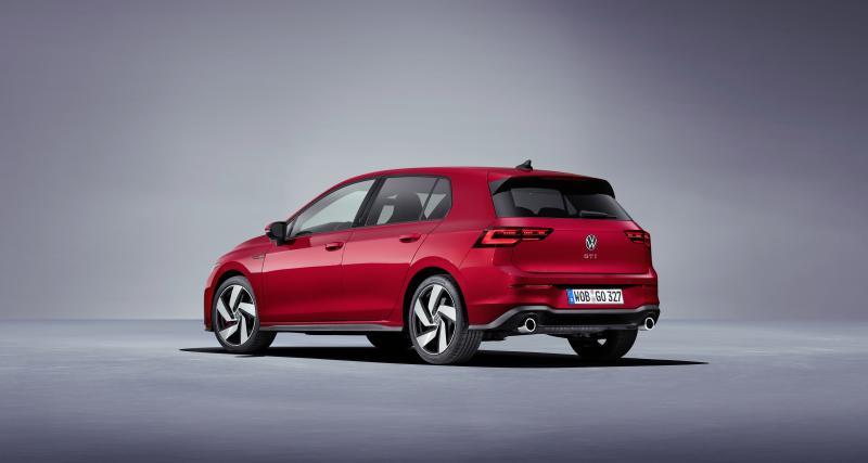 Volkswagen promet un retour spectaculaire du diesel — Golf GTD