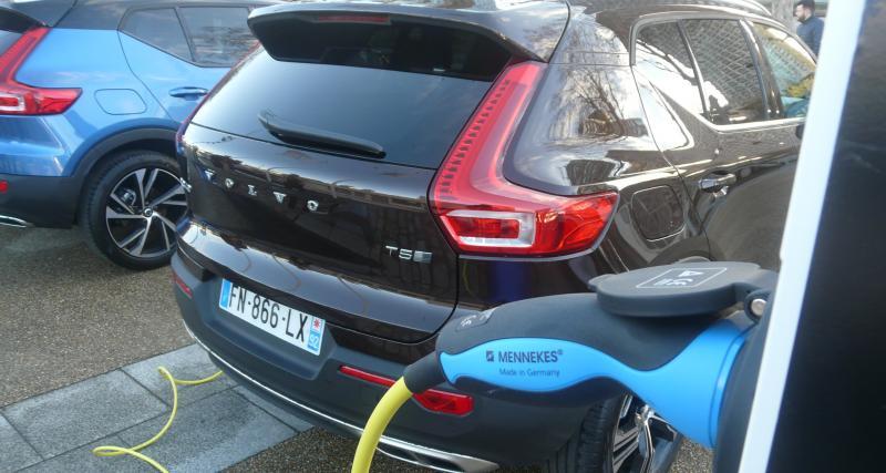 La complexité de l'hybride rechargeable