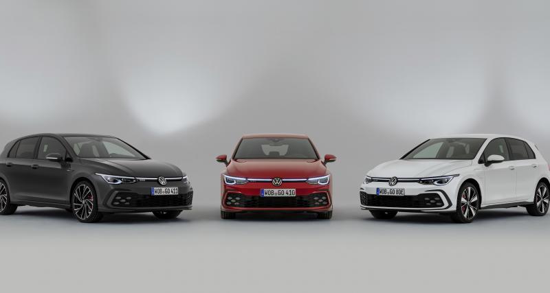Volkswagen Golf GTD (2020) : la compacte sportive et économique