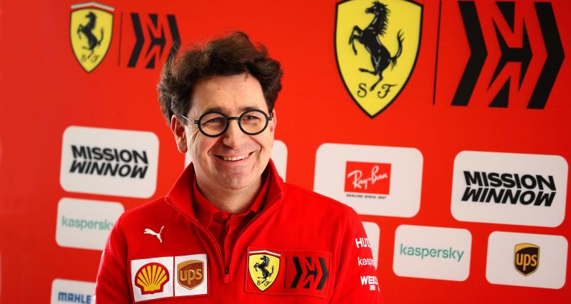 F1 - Ferrari : la prolongation de Vettel en bonne voie selon Binotto