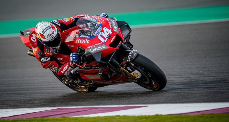MotoGP : Ducati se méfie de Honda